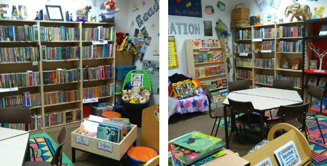 effective primary school library